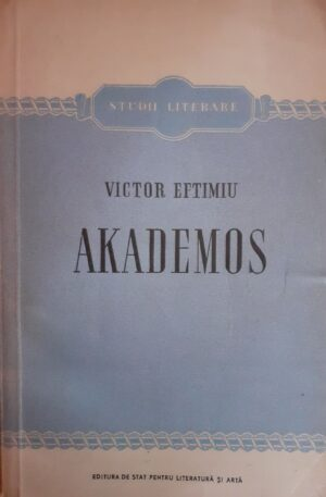 Victor Eftimiu Akademos