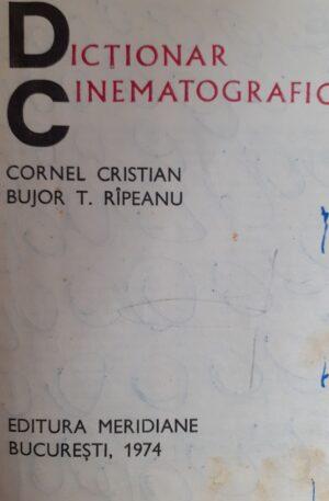 Dictionar cinematografic