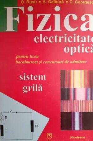 Fizica. Eletricitate optica