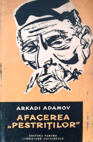 Arkadi Adamov Afacerea pestritilor