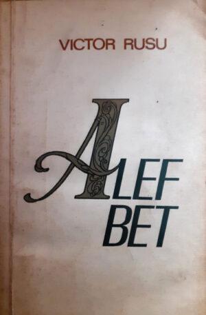 Victor Rusu Alef Bet