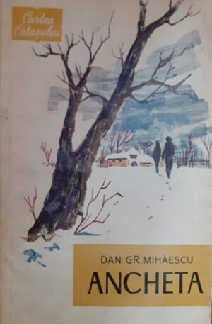 Dan Gr. Mihaescu Ancheta