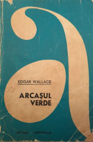 Edgar Wallace Arcasul verde