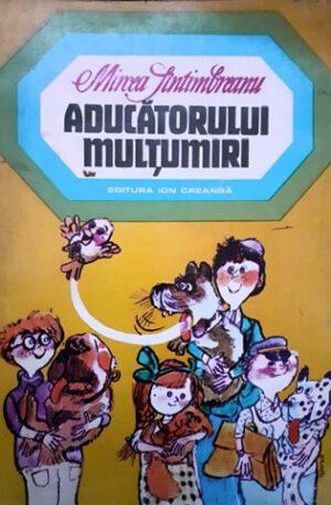 Mircea Sintimbreanu Aducatorului multumiri