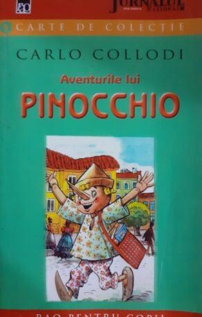 Carlo Collodi Aventurile lui Pinocchio