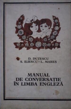 Manual de conversatie in limba engleza