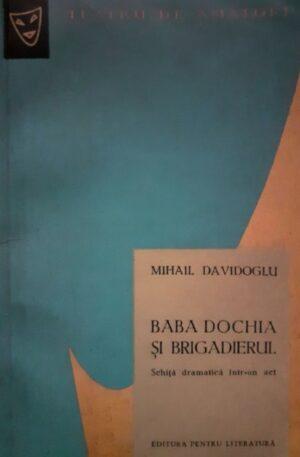 Mihail Davidoglu Baba Dochia si brigadierul