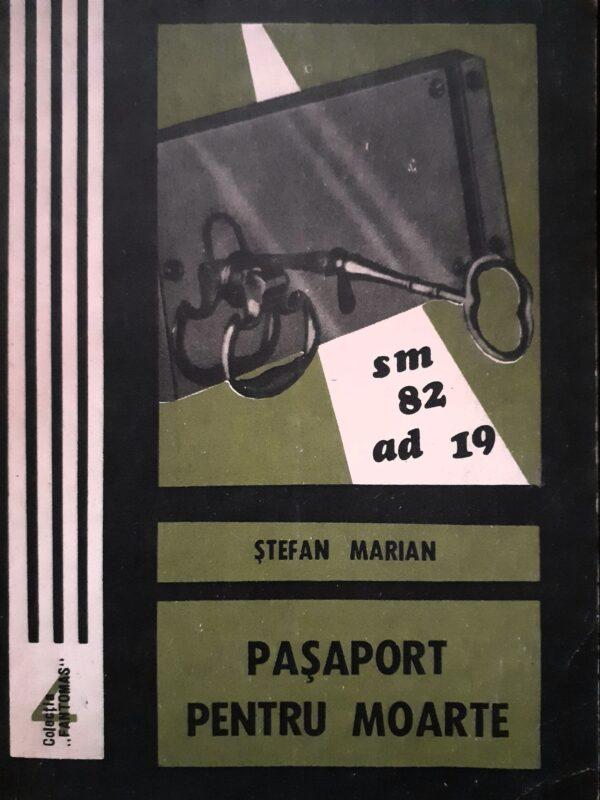 Pasaport pentru moarte Stefan Marian