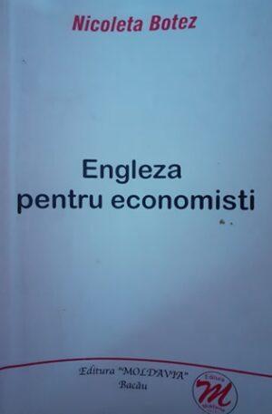 Nicoleta Botez Engleza pentru economisti