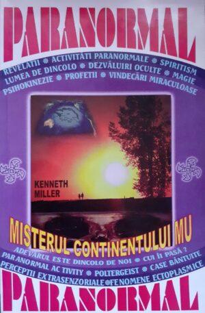 Kenneth Miller Misterul continentului Mu