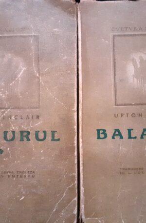 Upton Sinclair Balaurul