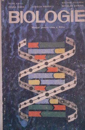 Biologie. Manual pentru clasa a XII-a