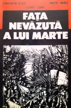 Constantin Berca, Cornel Soare, Vincent Babes Fata nevazuta a lui Marte