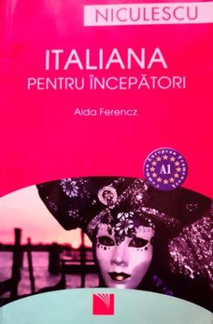 Aida Ferencz Italiana pentru incepatori