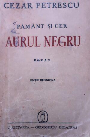 Cezar Petrescu Pamant si cer