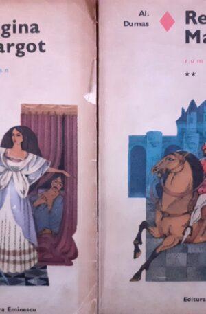 Alexandre Dumas Regina Margot (2 volume)