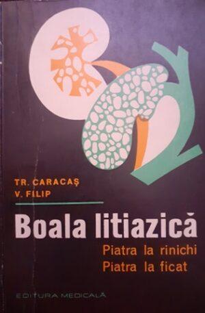 Tr. Caracas, V. Filip Boala litiazica