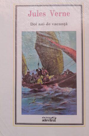 Jules Verne Doi ani de vacanta