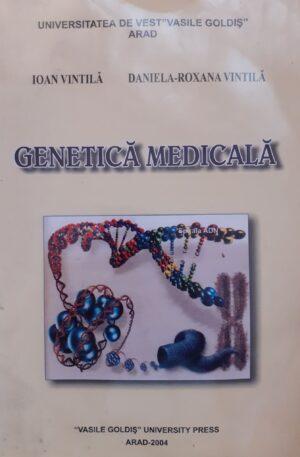 Ioan Vintila, Daniela-Roxana Vintila Gemetica medicala
