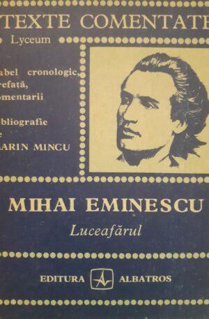 Mihai Eminescu Luceafarul