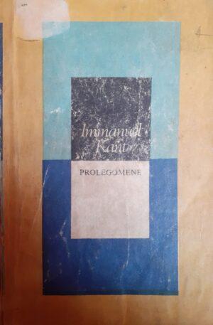 Immanuel Kant Prolegomene