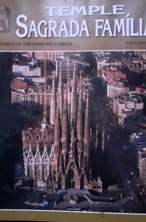 The Temple of The Sagrada Familia