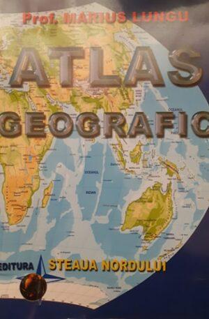 Marius Lungu Atlas geografic