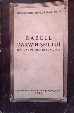 bazele darwinismului