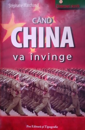 Stephane Marchand Cand China va invinge