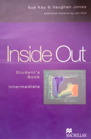 Inside Out. Student's Book. Intermediate