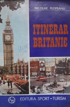 Nicolae Plopeanu Itinerar britanic