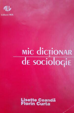 Mic dictionar de sociologie