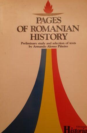 Armando Alonso Pineiro Pages of romanian history