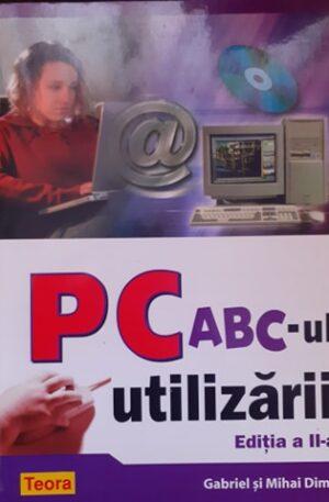Gabriel Dima, Mihai Dima PC. ABC-ul utilizarii