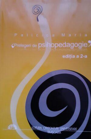 prelegeri de psihopedagogie