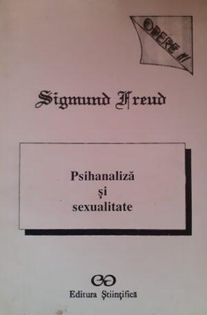 psihanaliza si sexualitate