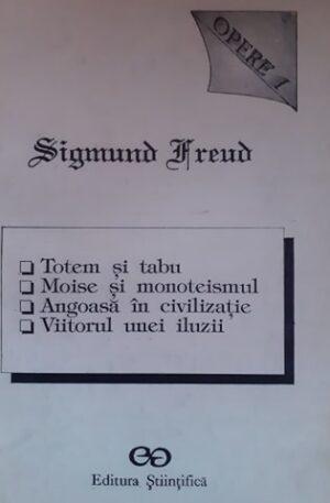 sigmund freud - opere, vol. 1