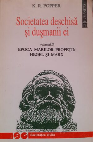 K. R. Popper Societatea deschisa si dusmanii ei, vol. 2