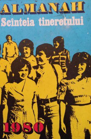 Almanah Scanteia tineretului 1980