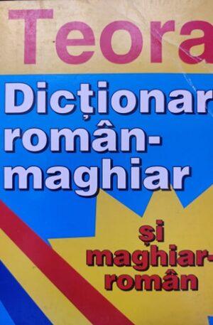 Eva Turcu Dictionar roman-maghiar si maghiar-roman
