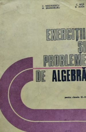 exercitii si probleme de algebra 20.05