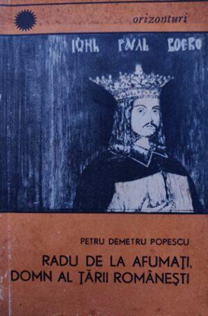 Radu de la Afumati, domn al Tarii Romanesti
