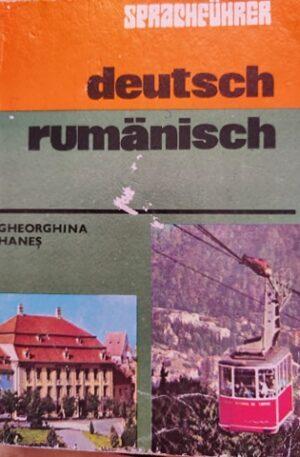 Gheorghina Hanes Sprachfuhrer deutsch-rumanisch