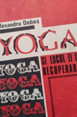 Alexandru Dobos Yoga si locul ei in recuperare