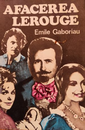 Emile Gaboriau Afacerea Lerouge