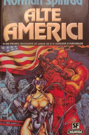 Norman Spinrad Alte Americi