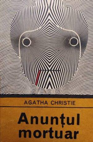 Agatha Christie anuntul mortuar