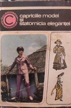 Aneta Dumitriu Capriciile modei si statornicia elegantei