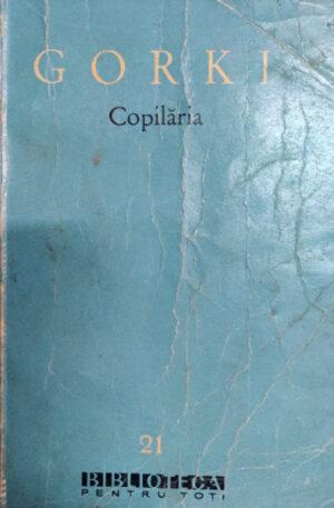Maxim Gorki Copilaria