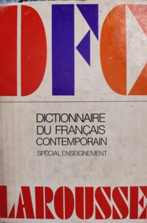 Dictionnaire du francais contemporain. Special enseignement